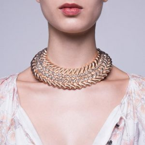 Bronze Necklace