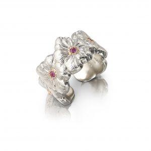 Blossoms Gardenia Eternelle Ring