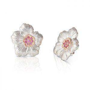 Blossoms Gardenia Earrings